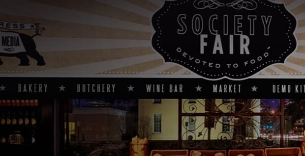 Hear how Society Fair used their online presence to build relationships with customers who've never stepped foot into their space.